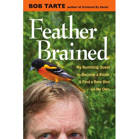 Feather Brained : My Bumbling Quest to Become a Birder and Find  a Rare Bird on My