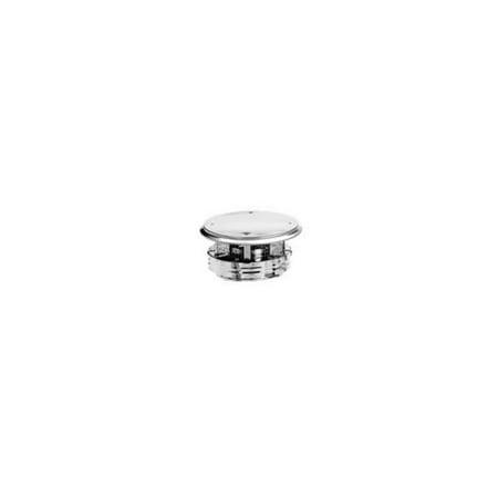 M & G Duravent 6DP-VC 6 Inch  Dura-Vent Dura/plus Chimney Cap  Stainless - image 1 de 1