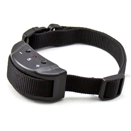 Humane Anti Bark Shock Collar Training System Ideal for Small, Medium, & Large