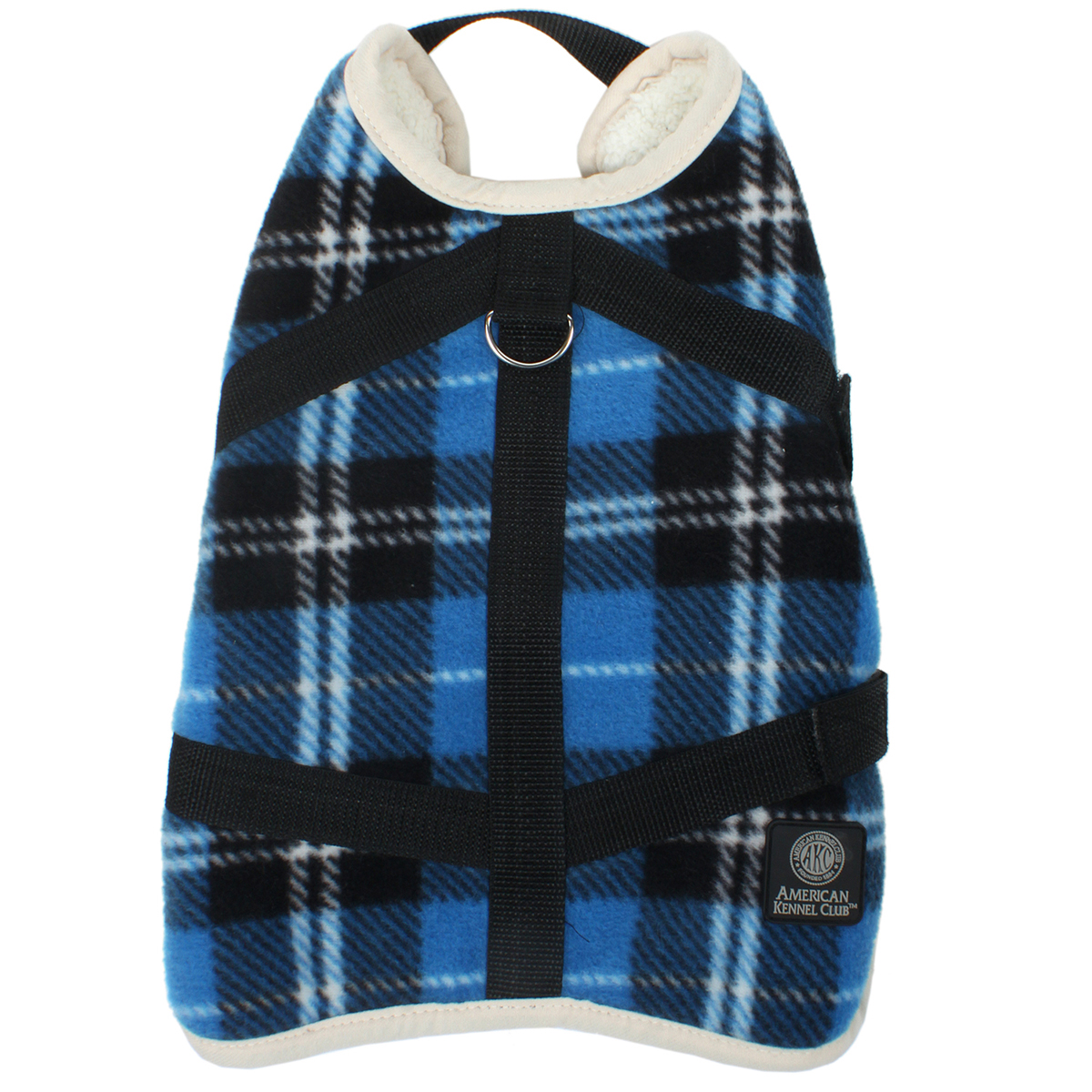 "Coat Harness Small 13""-15""-Imperial Blue"