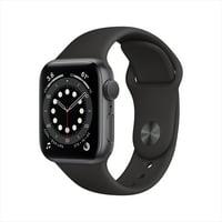 Deals on Apple Watch Series 6 40mm GPS Smartwatch Aluminum Case