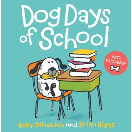 Dog Days of School [8x8 with - Diy Stickers