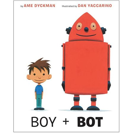 Boy and Bot (Hardcover)