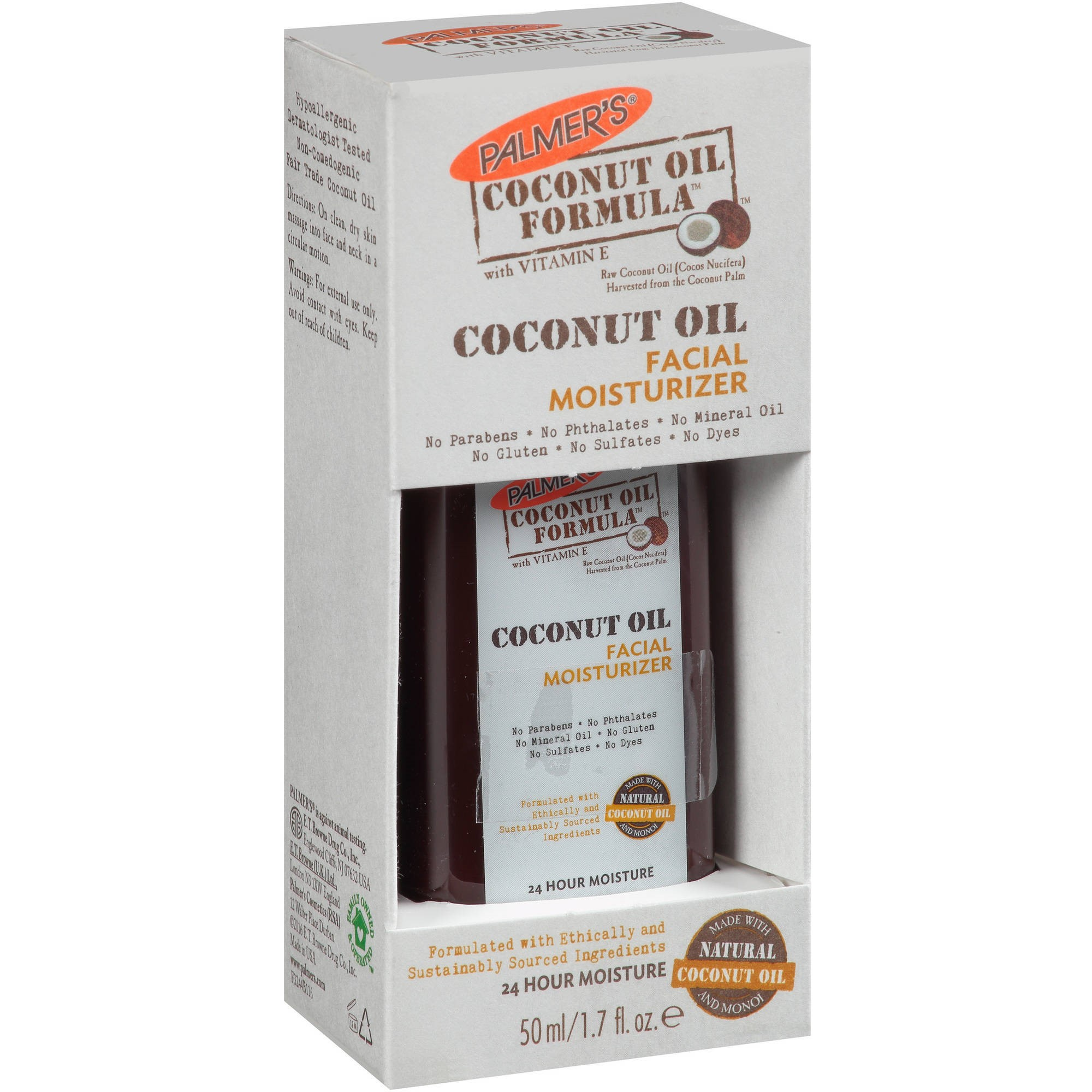 Palmer's Coconut Oil Facial Moisturizer, 1.7 oz