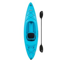 Lifetime Charger 10' Sit-In Kayak, Fire Red (Paddle Included), 90963