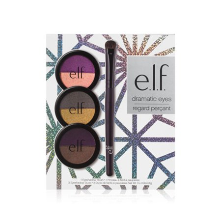 e.l.f Dramatic Eyes (3 Eyeshadow Duos & 1 Eyeshadow