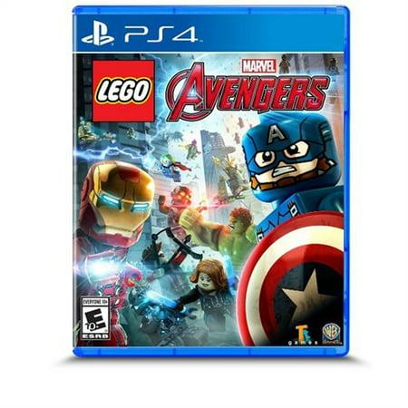 Lego Marvels Avengers  Ps4