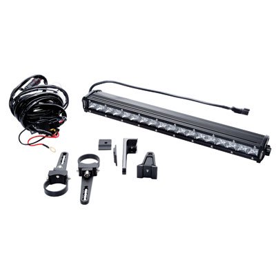 Slasher Products Inline Series LED Light Bar and Wiring