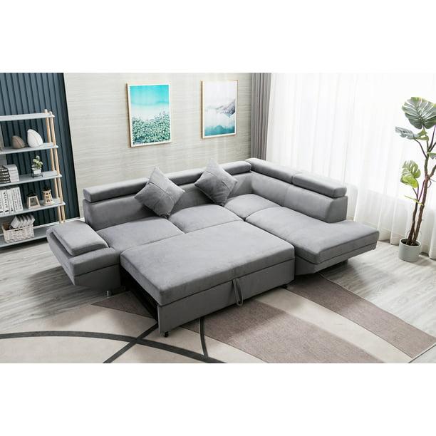 Sleeper Sofa Bed Sectional Sofa Futon Sofa Bed Sofas for Living