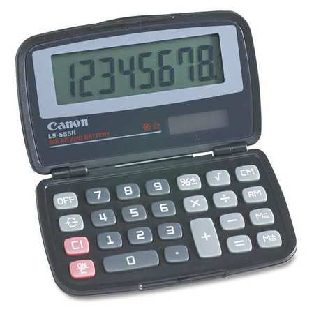 CANON 4009A006AA Calculator,Hndhld,8 Digit G5200137