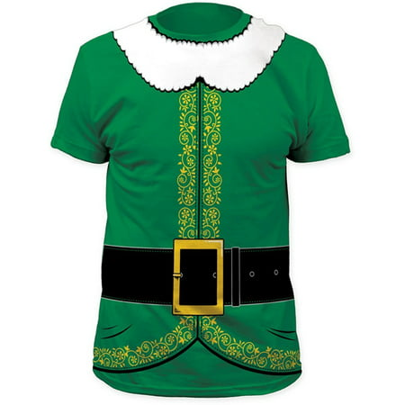 - Elf Suit Christmas T-Shirt