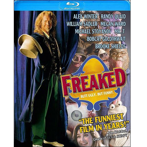 Freaked (Blu-ray) (Widescreen)