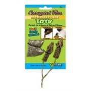 Ware Cardboard Corrugated Mice Toy with Catnip, Pack of 2 Multi-Colored