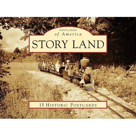 Land Postcard - Story Land: Postcards 15 Pk
