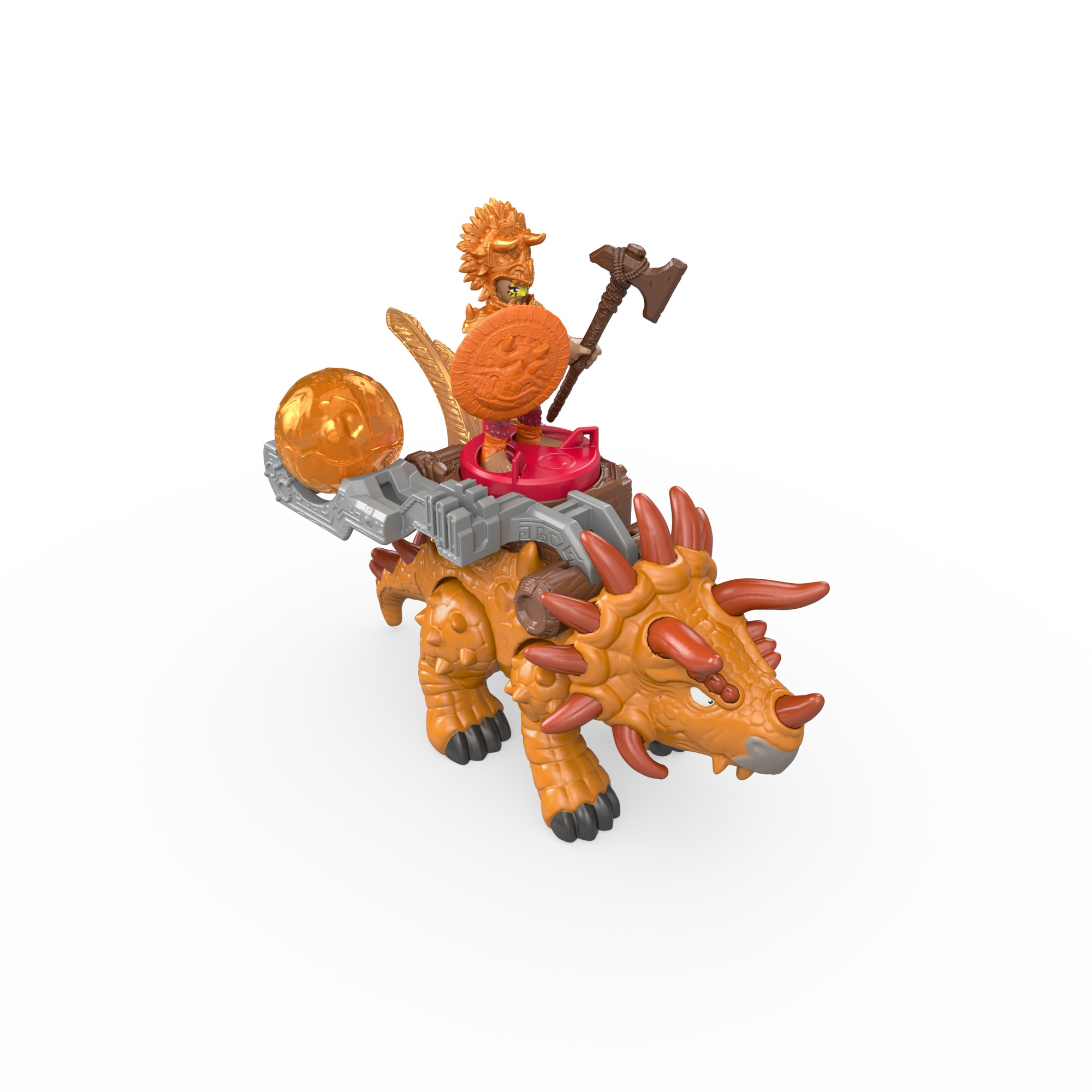 Imaginext Triceratops