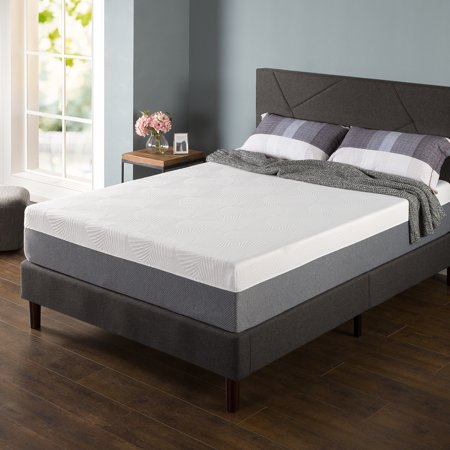 spa sensations 12 inch eco sense memory foam mattress by zinus. Black Bedroom Furniture Sets. Home Design Ideas