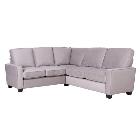 Better Homes & Gardens Gramercy L-Configuration Sectional with 61