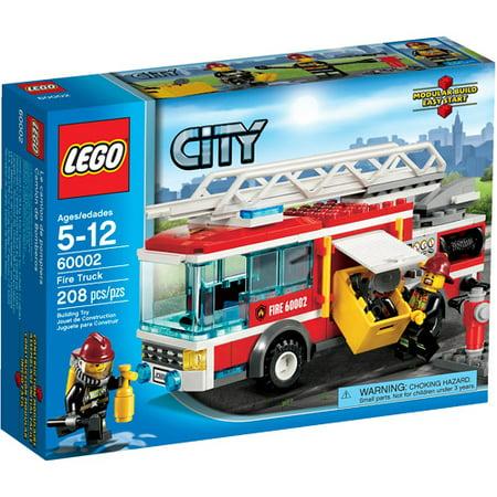 LEGO City Fire Truck Play Set ()