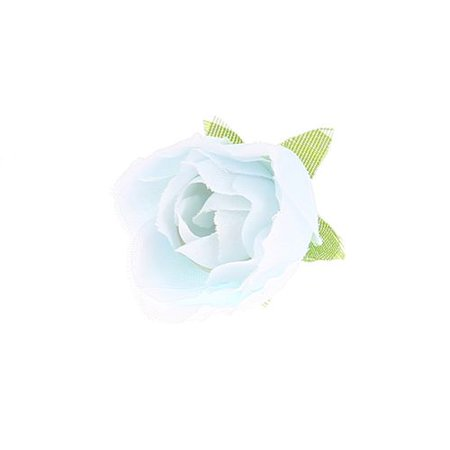 KABOER 1 Pcs Artificial Small Tea Flower Camellia Heads For Wedding Party Home Decor DIY Bridal Garland Headwear Wedding Wreath Boutonniere Flower](Toga Head Wreath)