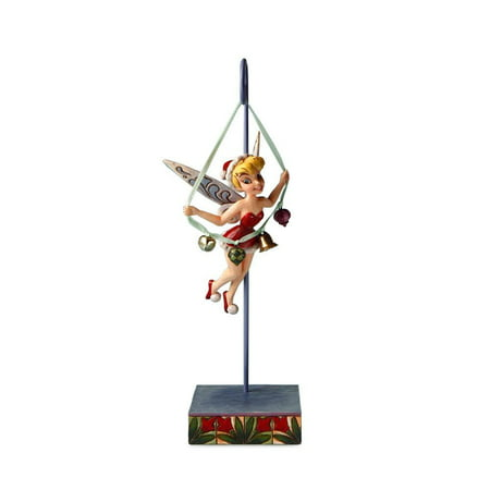 Heartwood Creek Disney Traditions 4016568 Let The Season Ring Tinker Bell Figurine](Tinkerbell Ring)