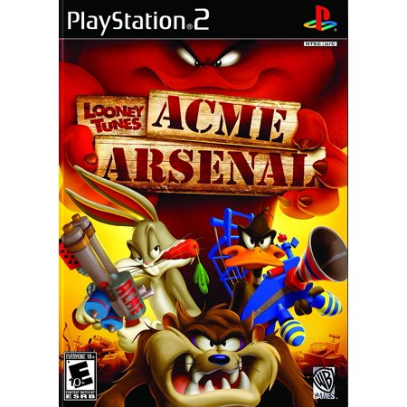 Looney Tunes: Acme Arsenal - PlayStation 2