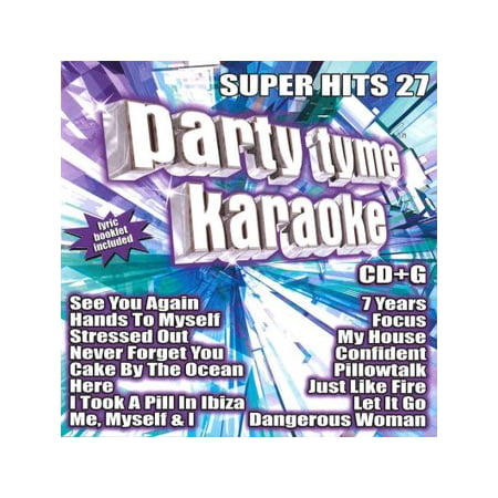 - Party Tyme Karaoke: Super Hits 27 / Various