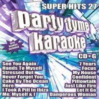 Karaoke Cdgs, Dvds & Media The Cheapest Price Party Tyme Karaoke Super Hits Cd+g Big Clearance Sale