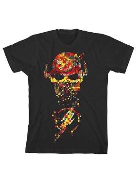 Boys Justice League Shirt Youth Flash TShirt-Small