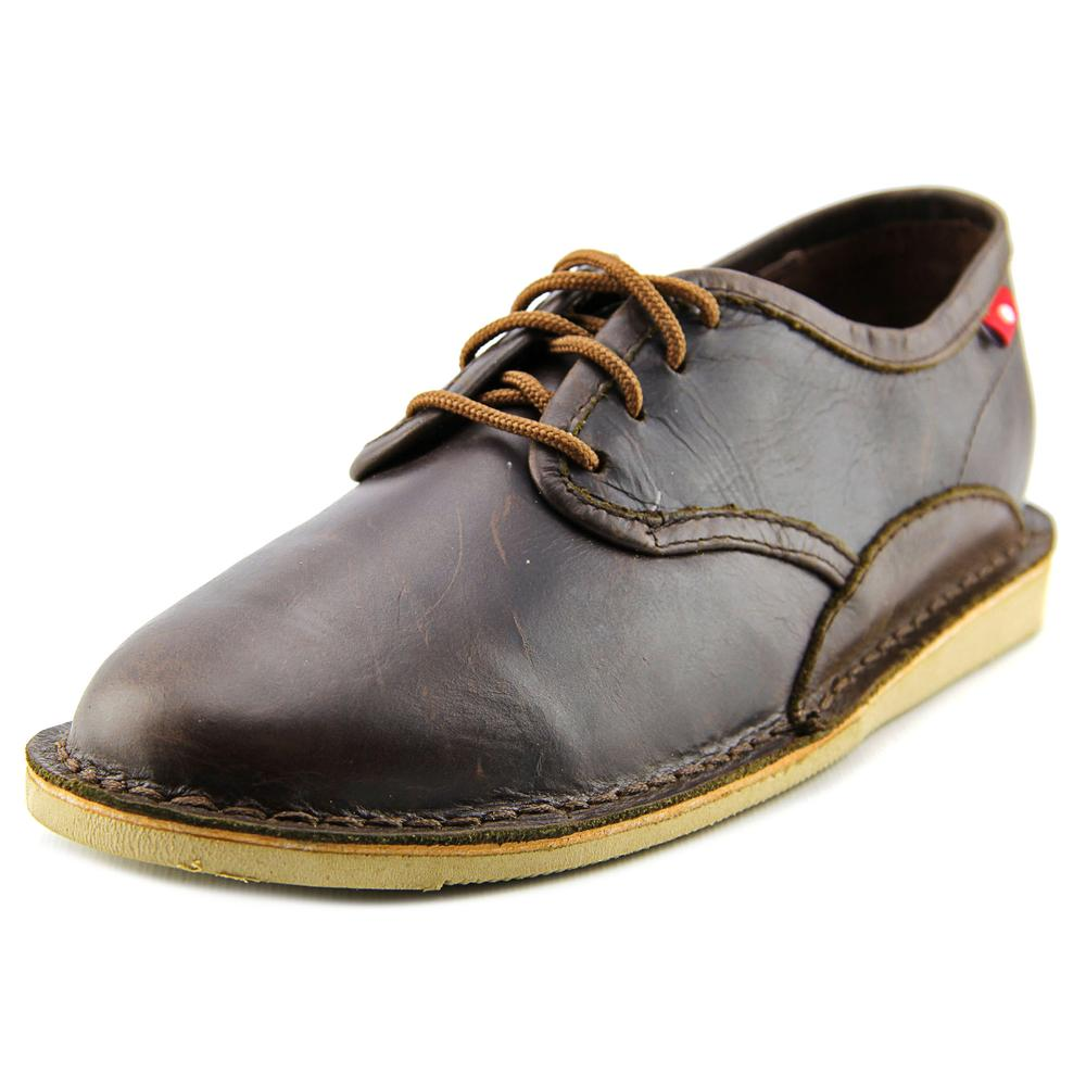 Oliberte Anago Men  Plain Toe Leather  Oxford