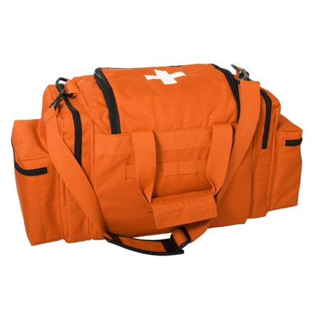 Rothco Emt Medical Trauma Kit Bag W Over 200 First Aid Supplies