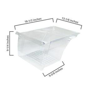 Crisper Drawer Compatible with Frigidaire Refrigerator 240337103 PS429854