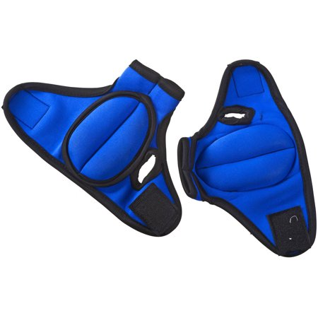 ProsourceFit Weighted Gloves, Pair of 2 lb. Neoprene Hand Weights for Cardio Workouts, Kickboxing, MMA, Aerobics and Sculpting