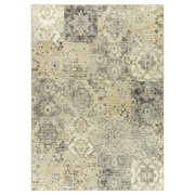 Better Homes & Gardens Distressed Patchwork Print Area Rug or Runner