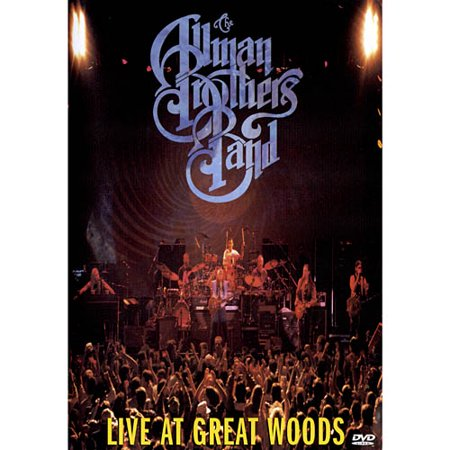 ALLMAN BROTHERS BAND, THE - LIVE AT GREAT WOODS [1992] [ENGLISH] [REGION 1]