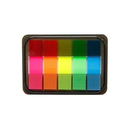 Mosunx Colorful Memo Pad Sticky Note Home Office Paper Sticker Pads