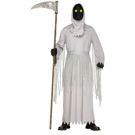 Adult Fade Eye Ghost Phantom Costume](Phantom Costumes)