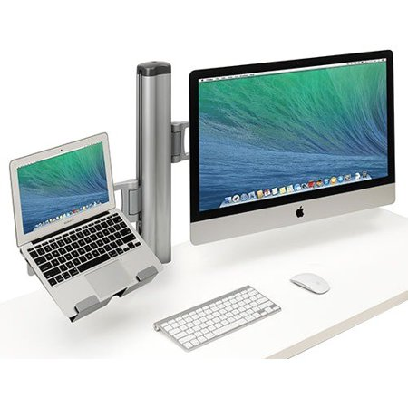 Bretford Tabletop - Bretford TY174BG1 MobilePro Desk Mount Combo