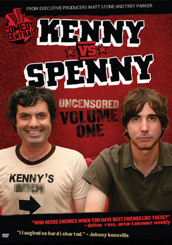 Comedy Central's Kenny vs. Spenny: Volume 1 (DVD) by Paramount Home Entertainment