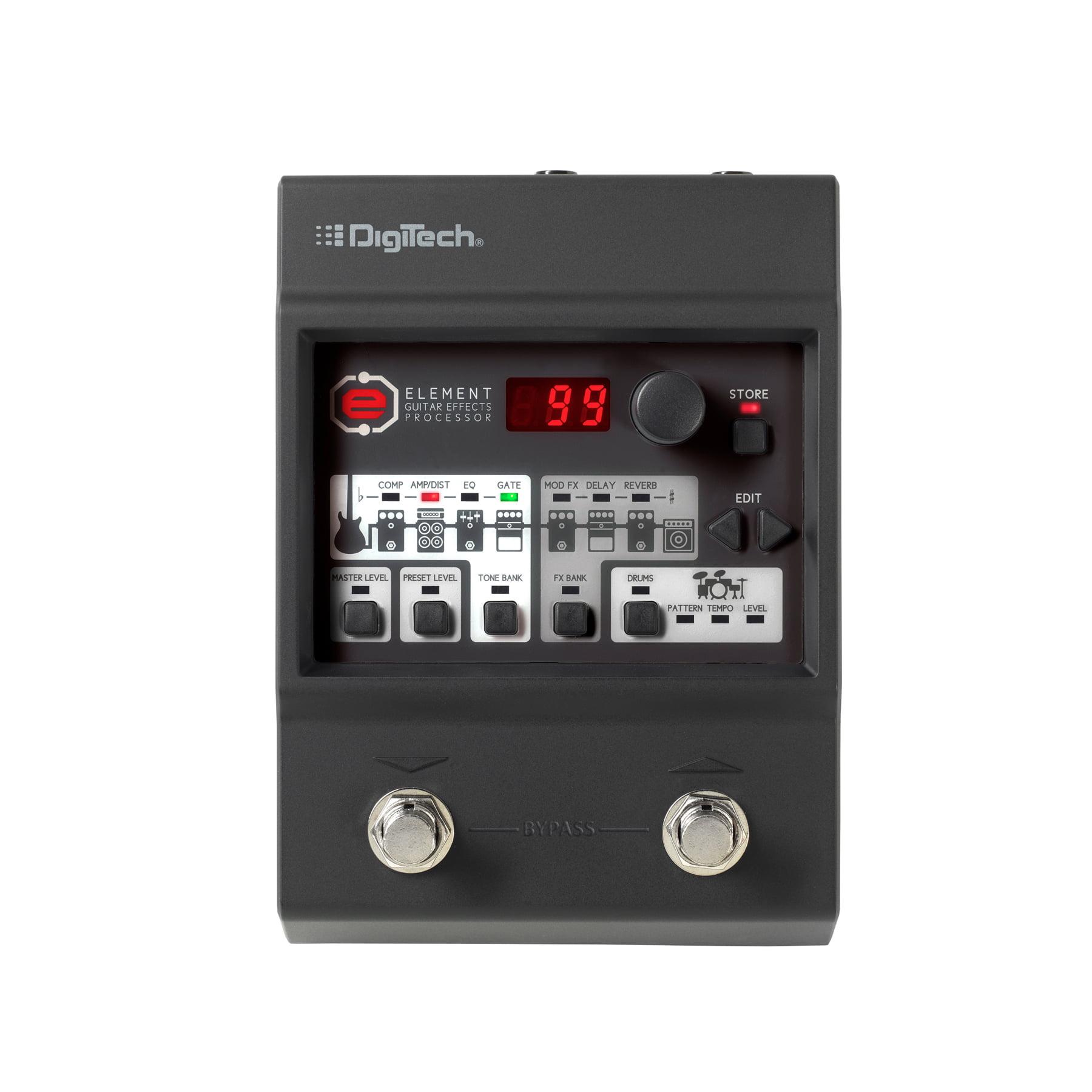 Digitech Element Multi Effect Processor for Guitar by DigiTech