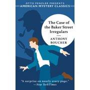 The Case of the Baker Street Irregulars (Paperback)