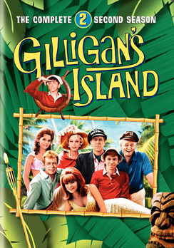 Gilligan's Island: The Complete Second Season (DVD) by Ingram Entertainment