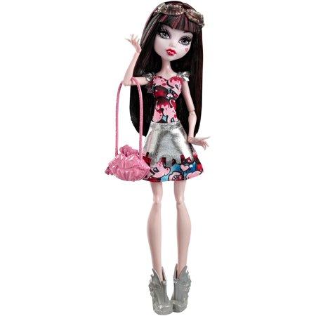 Monster High Boo York, Boo York Frightseers Draculaura Doll - Draculaura Monster High Doll