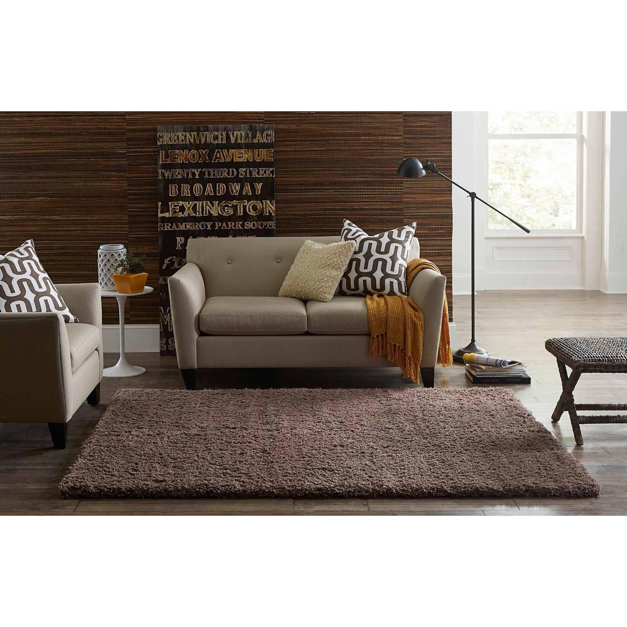 Shag Area Rugs spaces home&beyondwelspun teddy shag area rug, multiple colors