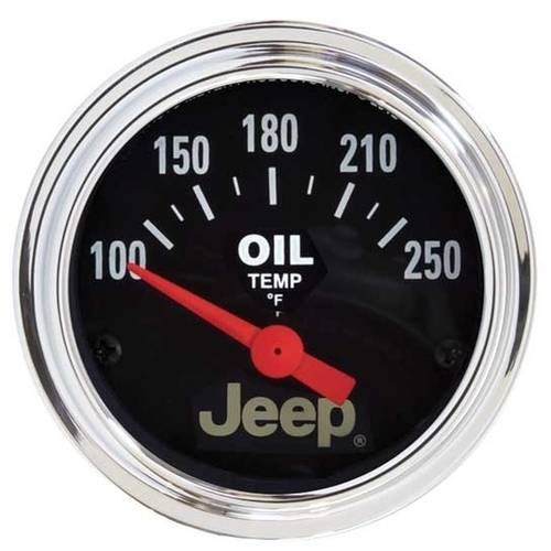 AUTO METER 880429 JEEP 2-1/16IN OIL TEMPERATURE