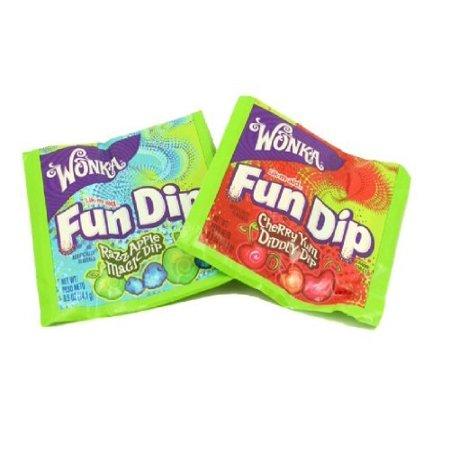 Lik M Aid Fun Dip Small, 0.5 oz, 48 count