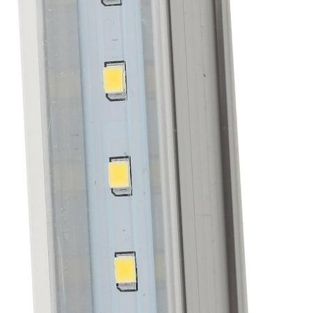 AC 180-260V 4W T5 2835SMD Integrated LED Tube Light Lamp Pure White 30cm Length - image 1 de 5