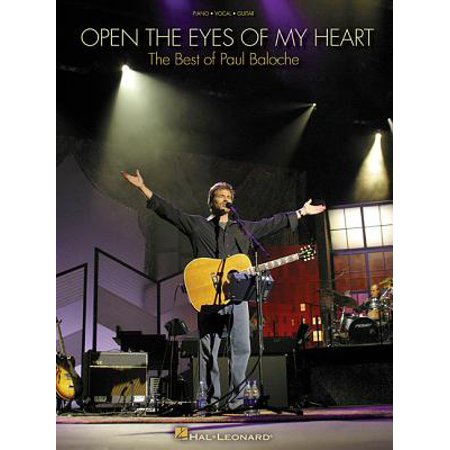 Open the Eyes of My Heart : The Best of Paul (Open The Eyes Of My Heart Ukulele Chords)