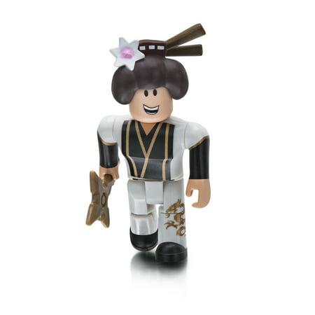 Roblox Celebrity Ninja Assassin: Yang Clan Master Figure Pack