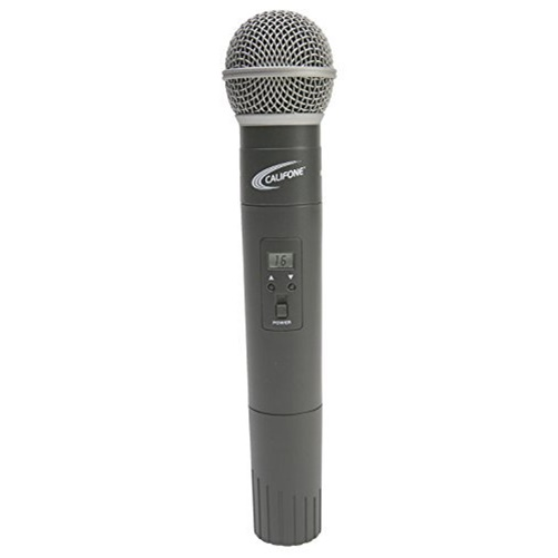 Ergoguys Q319 Califone Handheld Wireless Microphone by Ergoguys