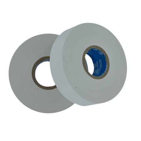 Professional Electrical Tape - Ideal 4635 7 Mil Wire Armour White Professional Vinyl Electrical Tape